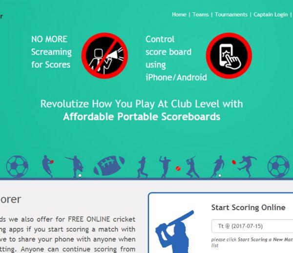 CricketScorer.com.au